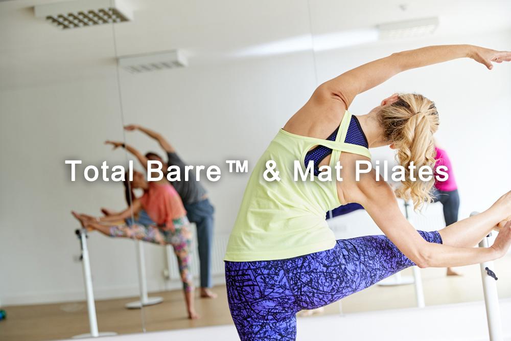 Total Barre™ & Mat Pilates