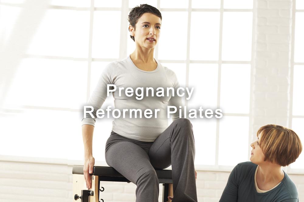 Pregnancy Reformer Pilates