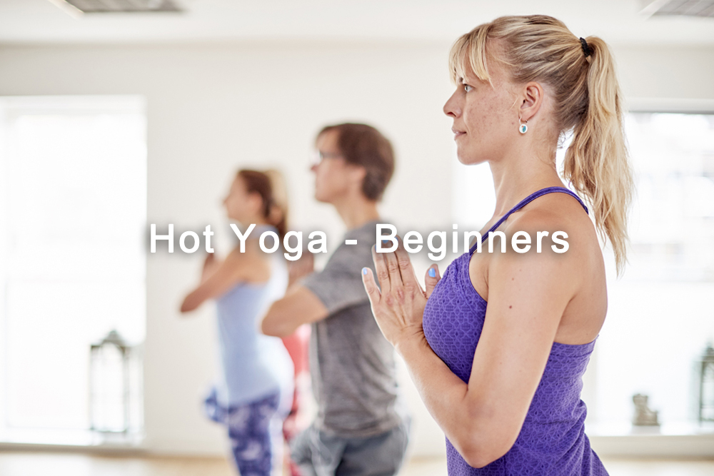 Hot Yoga - Beginners