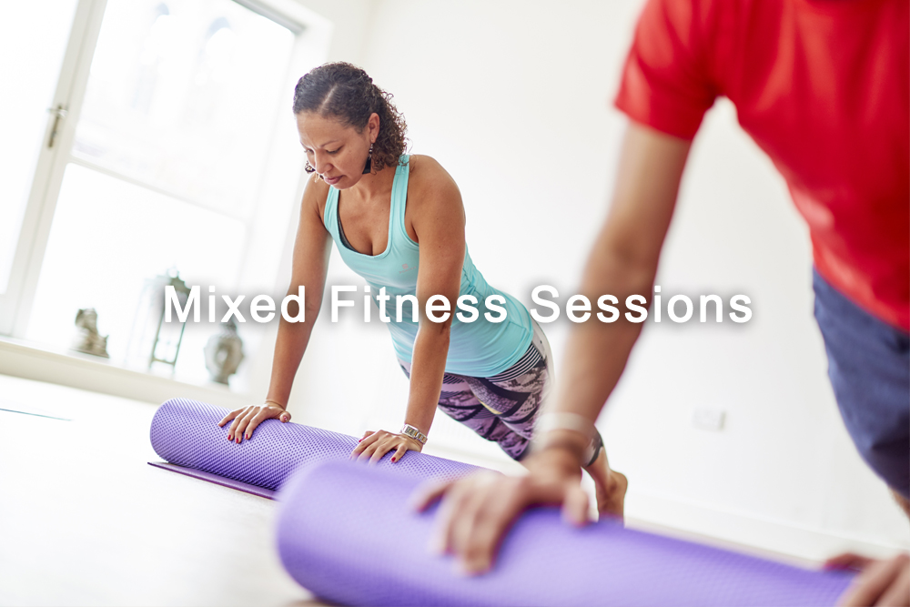 Mixed Fitness Sessions