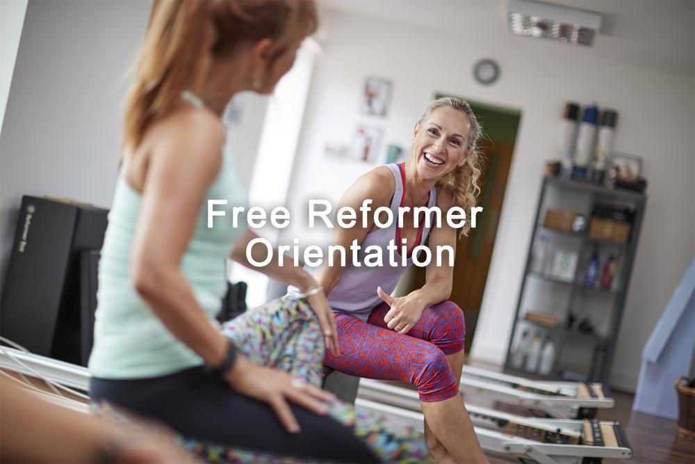 Free Reformer orientation
