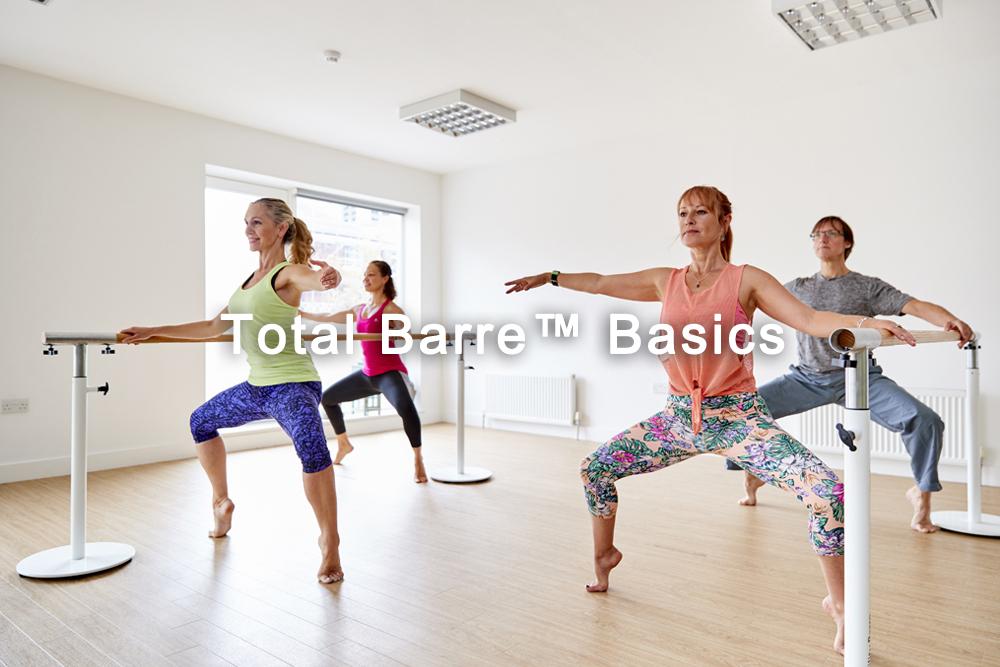 Total Barre™ Basics