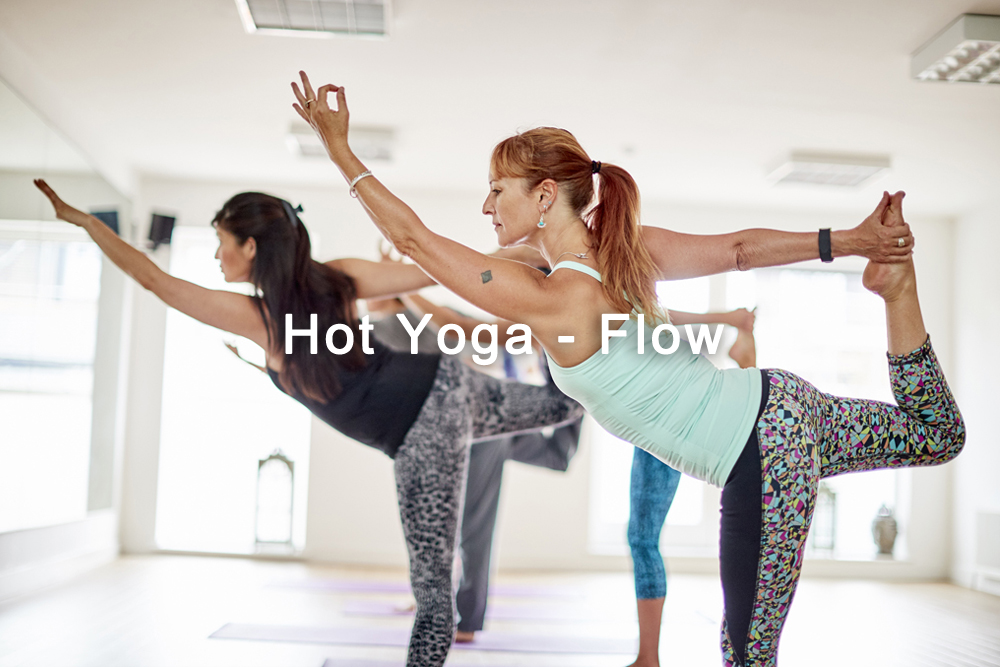 Hot Yoga - Flow