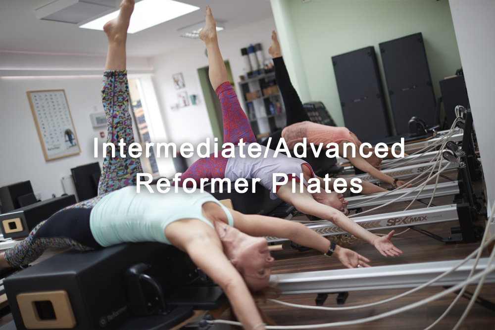 Intermediate/Advanced Reformer Class