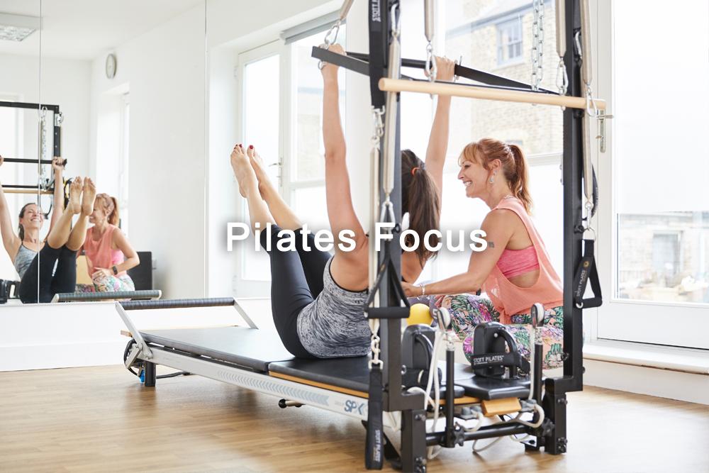 Pilates Focus