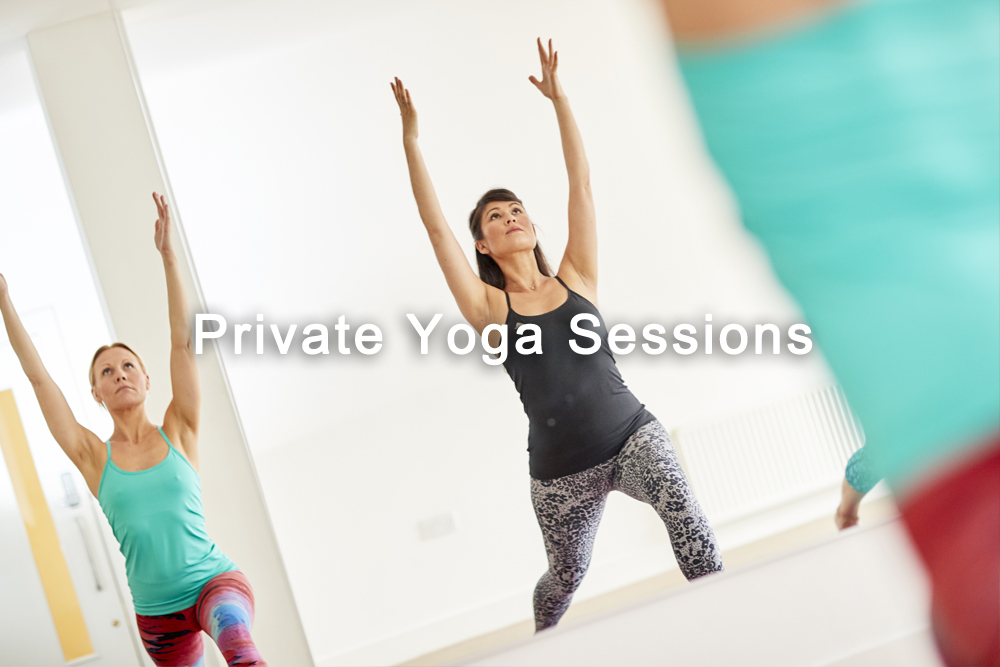 Private Yoga Sessions