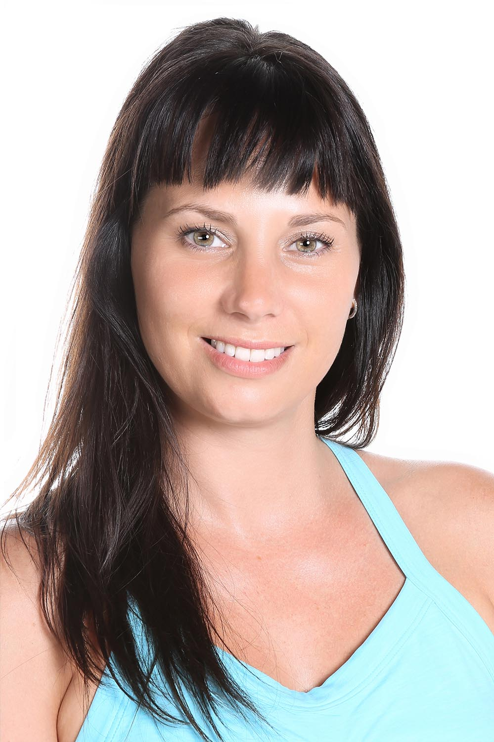 Sophie Rand at Bamboo fitness